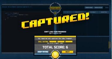 Code Hunt, un juego para aprender a programar de Microsoft - code-hunt-nivel-pasado