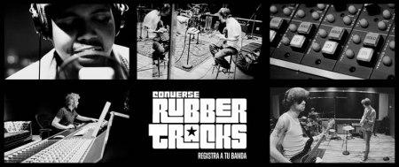 ¡Atención Bandas! Converse Rubber Tracks regresa a México