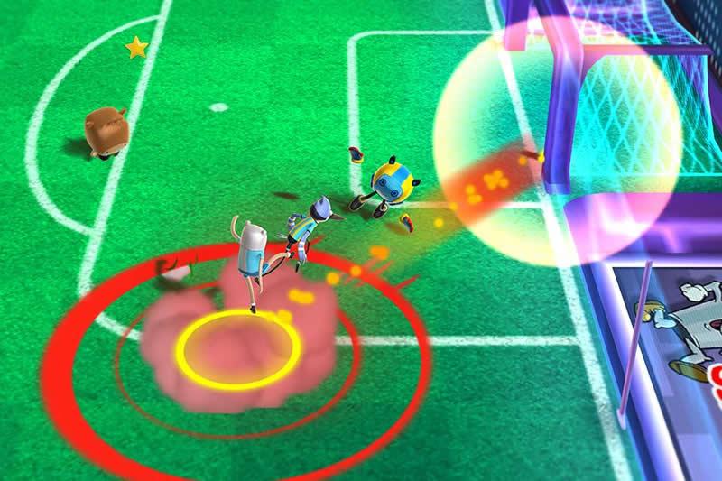 Copa Toon 2014, el nuevo juego de futbol de Cartoon Network - copa-toon-juego-cartoon-network