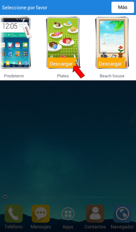 Mobolive, te permite personalizar tu android y aplicarle temas [Reseña] - descargar-escenas-mobolive-468x800
