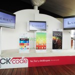 LG presentó sus nuevos smartphones serie L III en México ¡Conócelos! - escenario-LG-serie-L-III