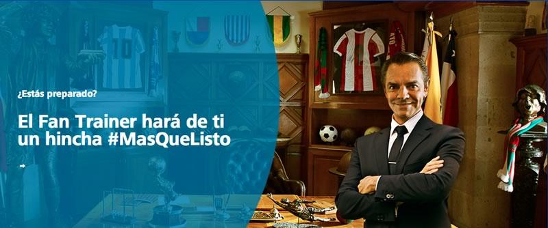 El Fan Trainer te enseña a ser un mejor fan del Futbol para estar #MasQueListo - fan-trainer-pg
