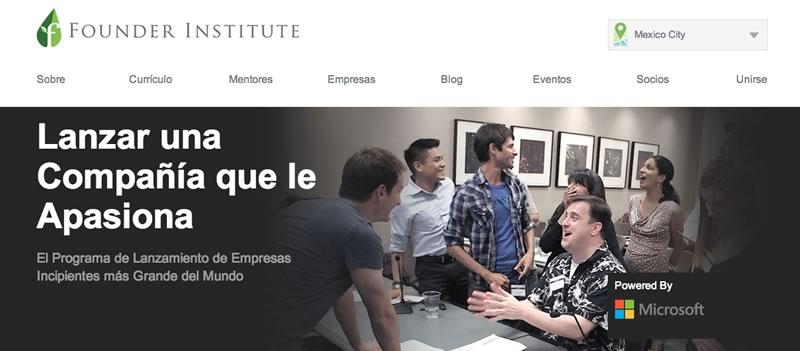 Founder Institute, la aceleradora de negocios más grande del mundo llega a la Ciudad de México - founders-institute-mexico