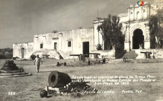 Historia de la Batalla de Puebla del 5 de mayo en resumen ¡Conócela! - fuerte-de-loreto