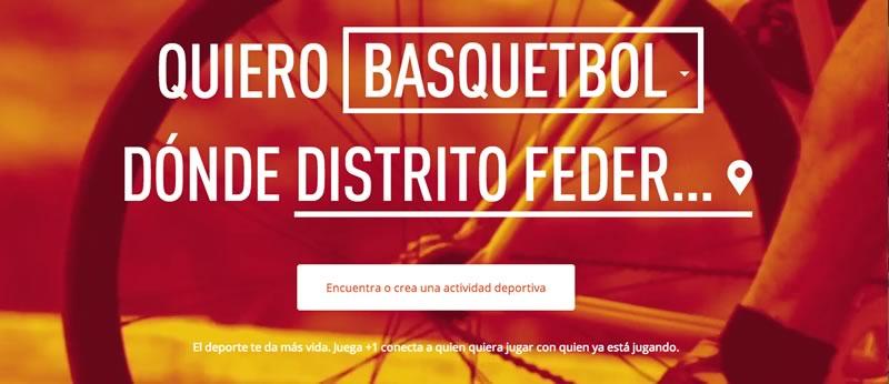 Juega+1, el sitio de Google que une a los deportistas de México - juega-mas-uno-google