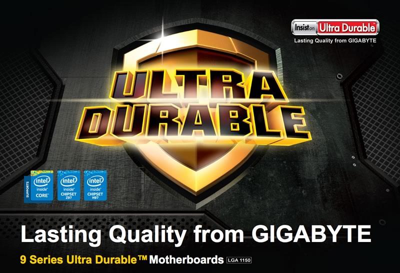 Gigabyte presenta sus nuevas tarjetas madre Serie 9 en México - motherboard-gigabyte-ultradurable-serie-9