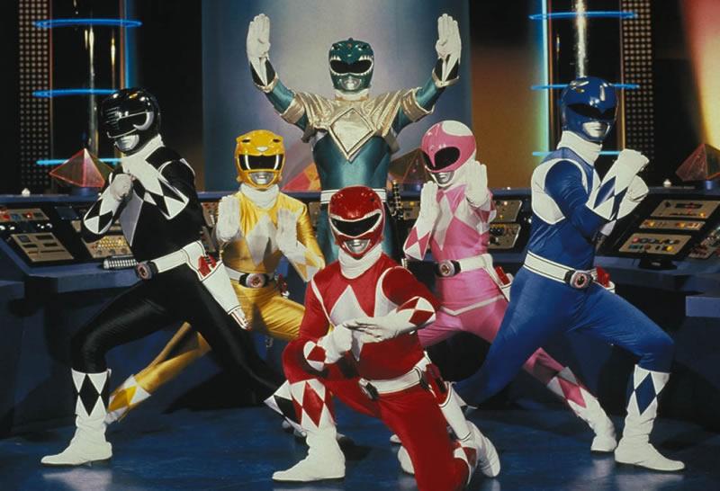 Nueva película de los Power Rangers es anunciada - pelicula-power-rangers