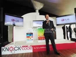 LG presentó sus nuevos smartphones serie L III en México ¡Conócelos! - presentacion-serie-L-III-Armando-Narchi