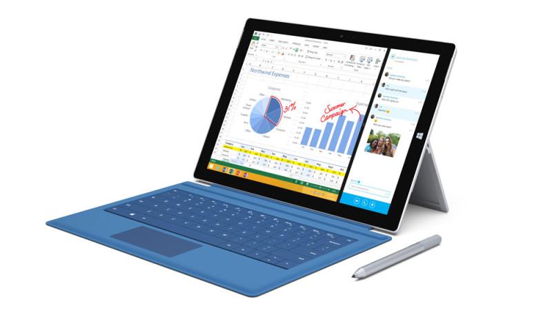 surface pro 3 800x450 Microsoft presentó la Surface Pro 3, ¿Estamos ante el verdadero iPad Killer?