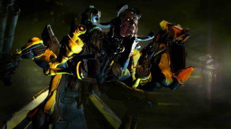 Parche 13: Sectores Oscuros de Warframe, llega a PlayStation 4
