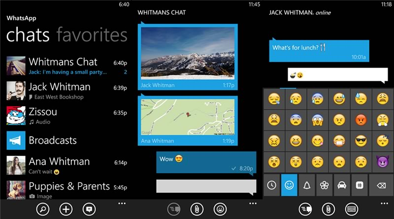 whatsapp para windows phone WhatsApp para Windows Phone ¡Ya se puede descargar!