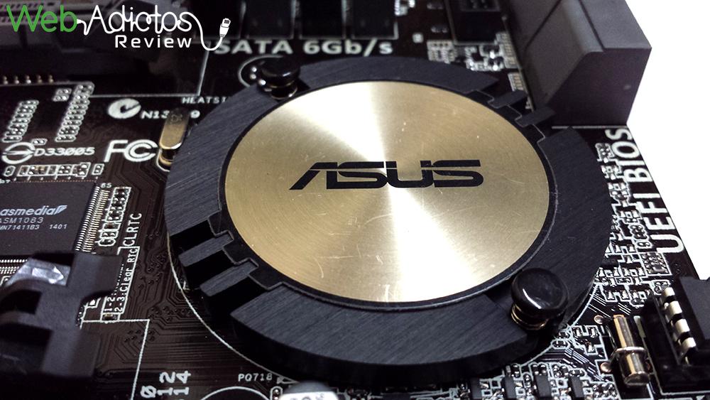 Motherboard ASUS H97M-Plus [Reseña] - 119