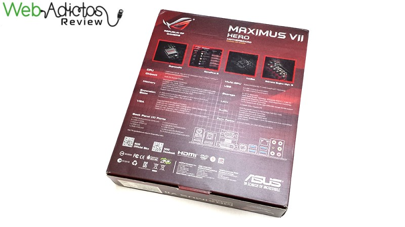 Asus Maximus VII Hero [Reseña] - 32