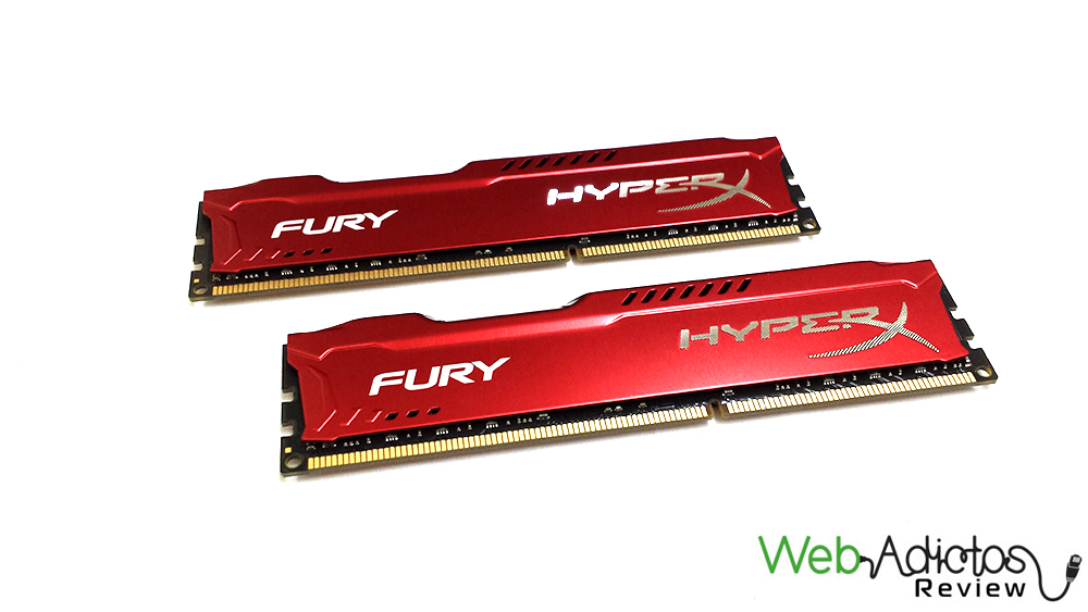 Kingston HyperX Fury 16GB 1866MHz [Reseña] - 54