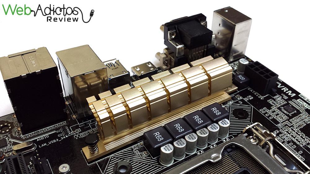 76 Motherboard ASUS H97M Plus [Reseña]