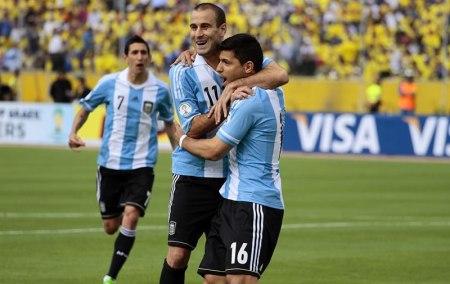 Argentina vs Eslovenia en vivo, Amistoso Rumbo a Brasil 2014