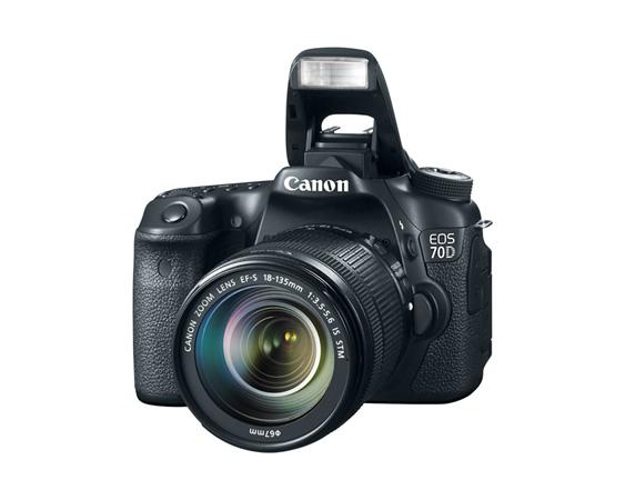 Cámaras Canon que puedes regalar este día del padre - Canon-EOS-70D