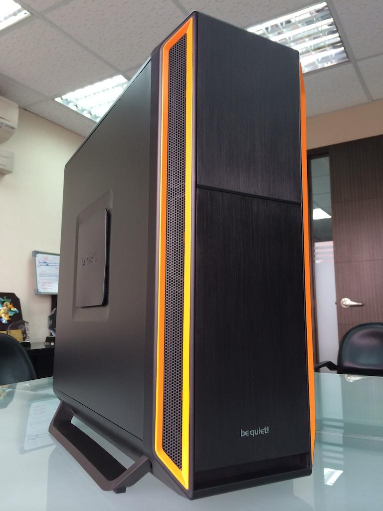 Computex 2014: Be Quiet! revela nuevo gabinete - IMG_30392