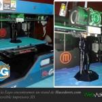 Software Guru Conference & Expo 2014 Ciudad de México - IMPRESORA-3D