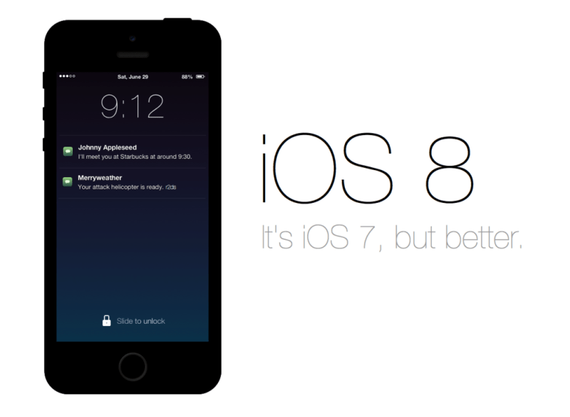 Cómo instalar iOS 8 Beta en iPhone o iPad sin ser desarrollador - Instalar-iOS-8-beta-800x586