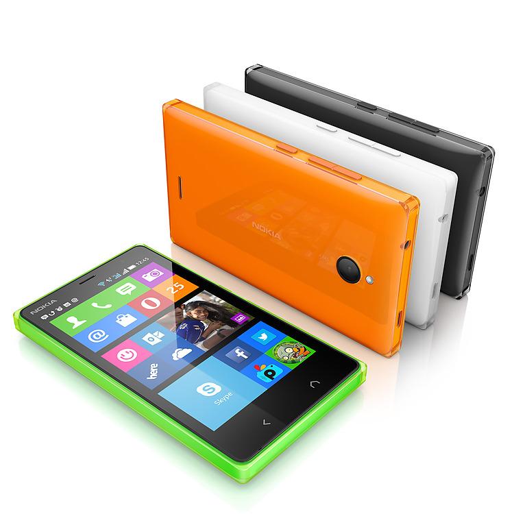 Microsoft presenta el Nokia X2, segundo Nokia con Android - Nokia-X2