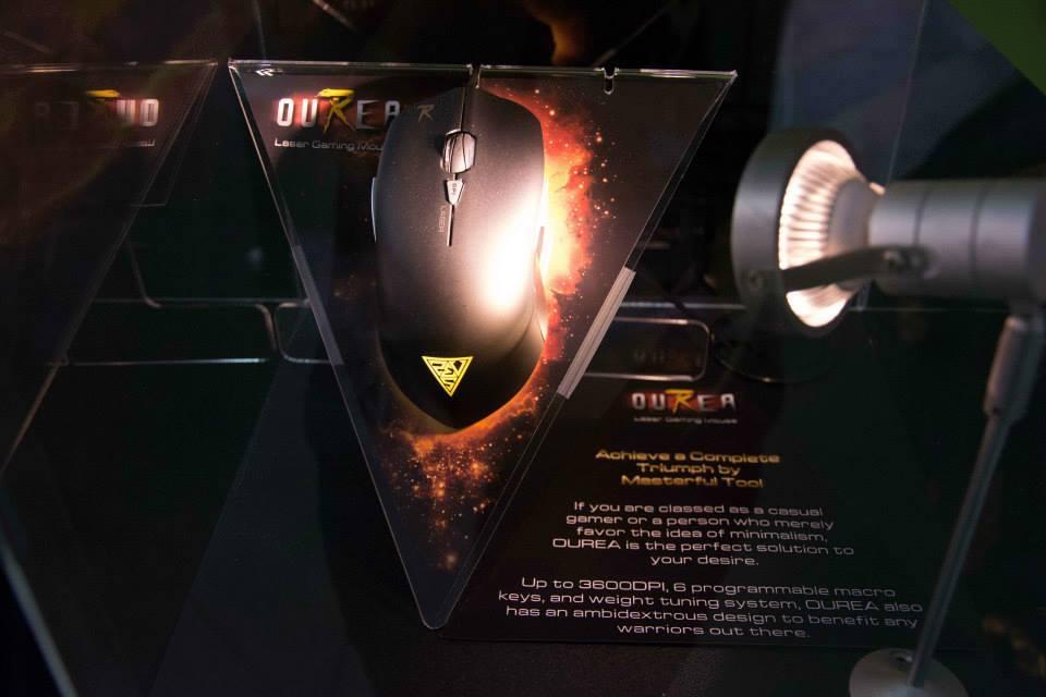 Computex 2014: GAMDIAS presenta nuevos periféricos - Ourea