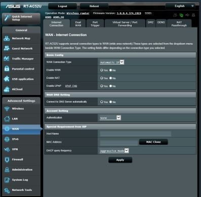 Router ASUS RT-AC52U [Reseña] - Panel-9