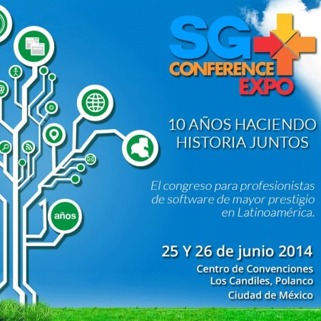 El SG Conference & Expo 2014 de Software Guru ya se acerca