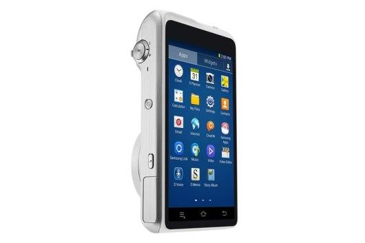 Samsung GALAXY Camera 2  y NX mini son lanzadas en México - Samsung-Galaxy-Camera-2-Android
