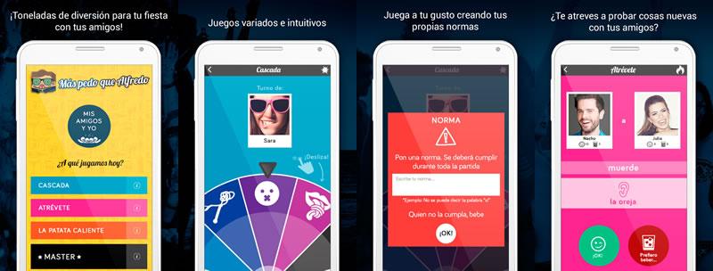 app para fiestas juegos mpqa MPQA, la app que pone el ambiente en tus fiestas