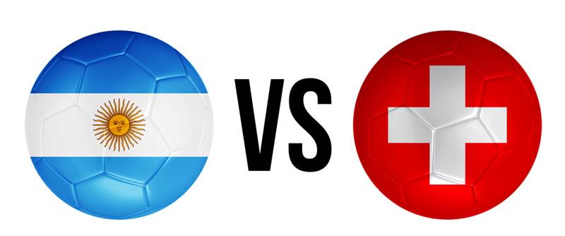 Partido Argentina vs Suiza en vivo por internet este 1 de Julio - argentina-vs-suiza-en-vivo-octavos-de-final