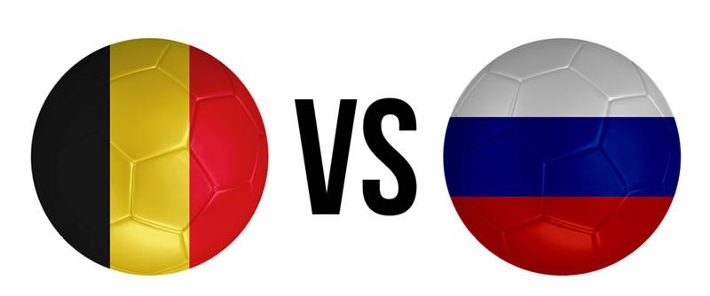 belgica vs rusia internet Bélgica vs Rusia en vivo, opciones para ver el partido