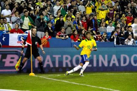 Brasil vs Serbia en vivo, Amistoso Rumbo al Mundial Brasil 2014