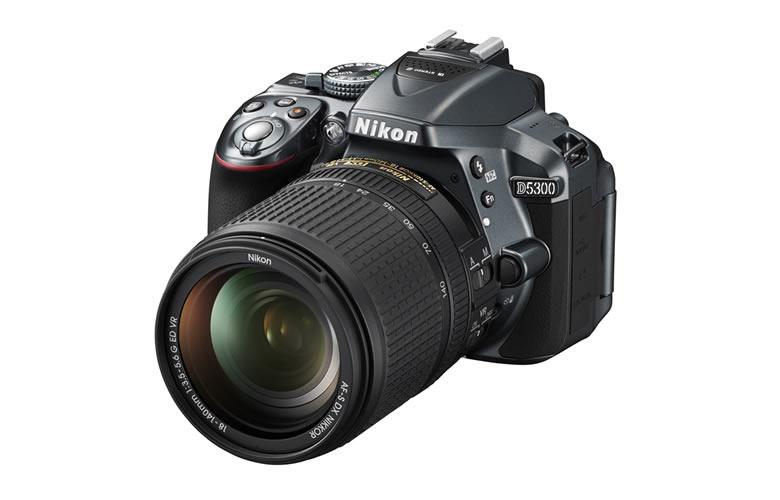 Cámaras Nikon que puedes regalar este día del padre - camaras-nikon-D5300