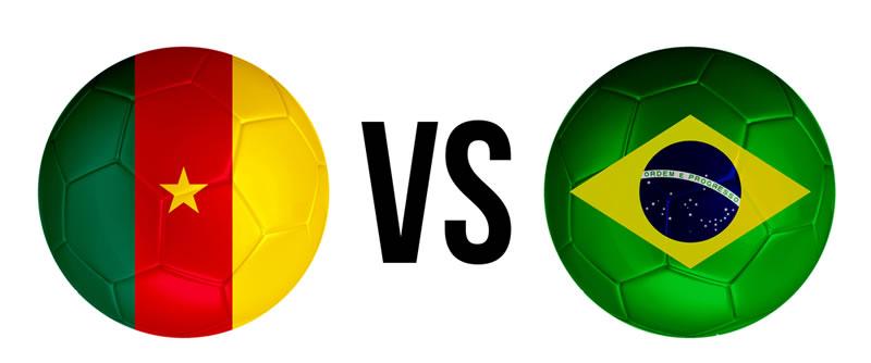 Sigue el partido Camerún vs Brasil en vivo por internet - camerun-vs-brasil-en-vivo-mundial-2014