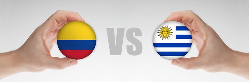 Partido Colombia vs Uruguay en vivo en internet este 28 de Junio - colombia-vs-uruguay-en-vivo-octavos-mundial-2014