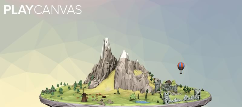 desarrollar juegos playcanvas PlayCanvas, el motor para desarrollar videojuegos es ahora Open Source