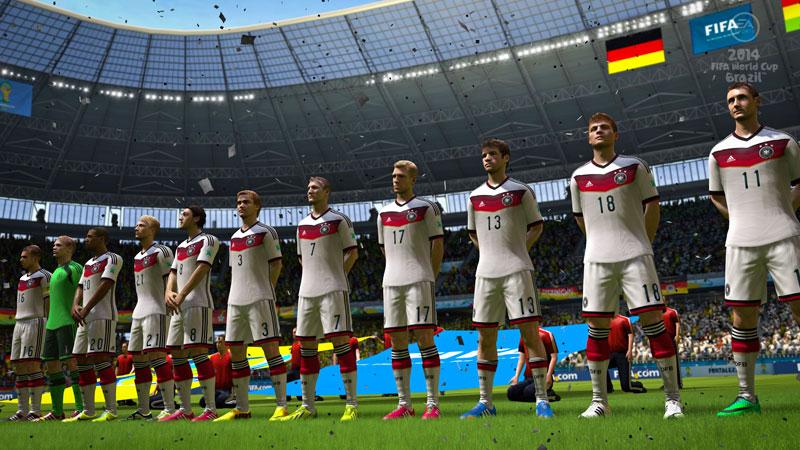 FIFA 14 predice que Alemania ganará el Mundial - fifa-14