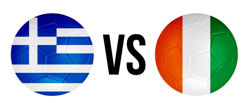 Grecia vs Costa de Marfil en vivo, a luchar por el boleto del grupo C - grecia-vs-costa-de-marfil-en-vivo-brasil-2014
