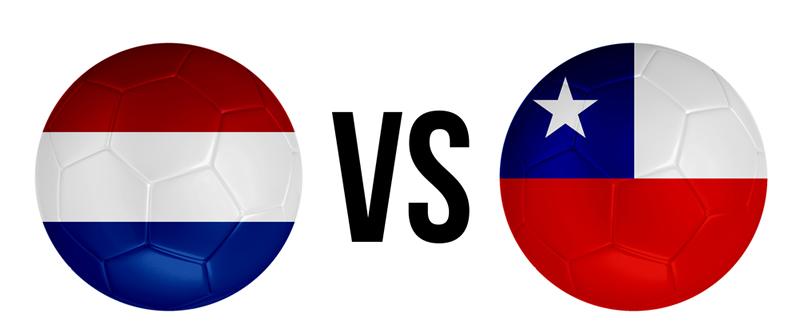 Holanda vs Chile en vivo, un partido que no te puedes perder - holanda-vs-chile-partido-mundial-2014