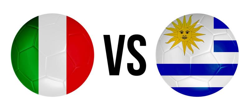 Italia vs Uruguay en vivo, por un boleto a la siguiente ronda - italia-vs-uruguay-en-vivo-brasil-2014