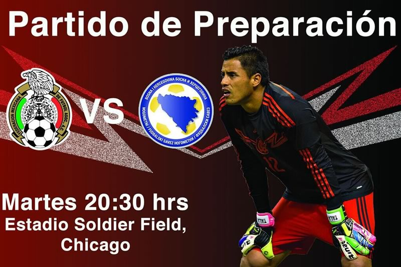 México vs Bosnia en vivo, Amistoso Rumbo a Brasil 2014 - mexico-vs-bosnia-en-vivo-2014