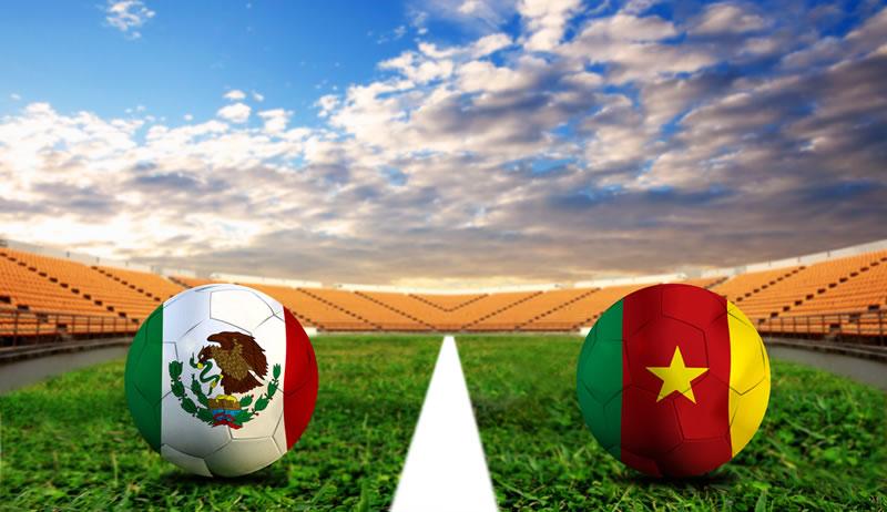 México vs Camerún en vivo por internet, Mundial Brasil 2014 - mexico-vs-camerun-en-vivo-mundial-brasil-2014