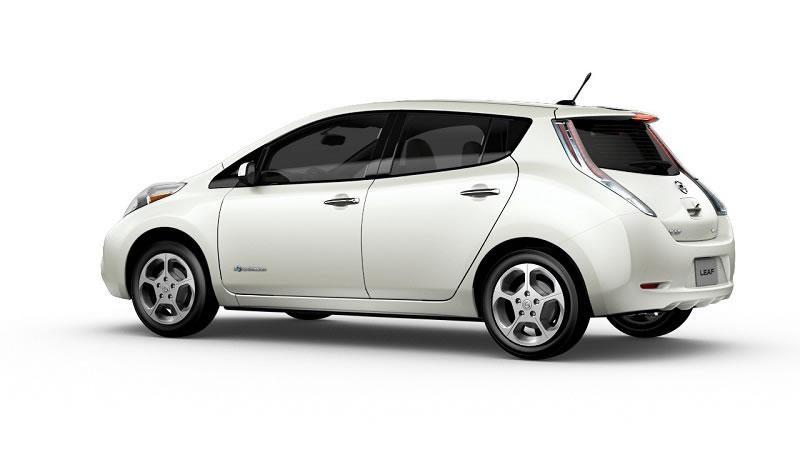 Nissan LEAF, el primer auto 100% eléctrico que se venderá en México - nissan-leaf-mexico-1