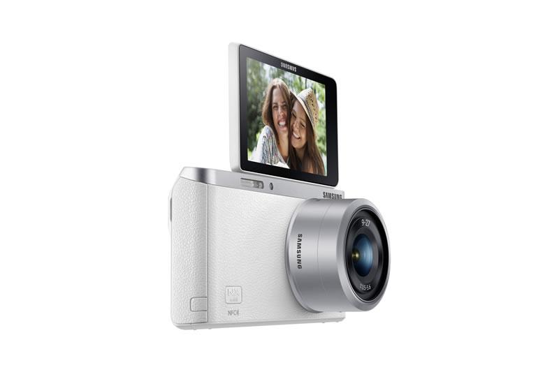 Samsung GALAXY Camera 2 y NX mini son lanzadas en México - nx-mini-3