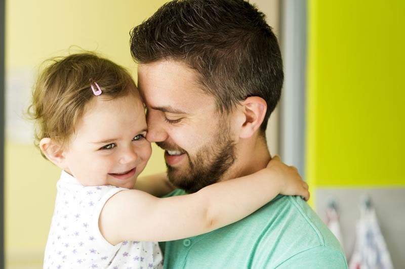 20 cosas que un papá debería hacer con sus hijas ¡Imperdible! - papa-hija