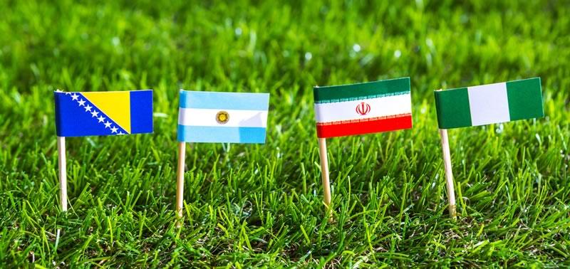 Partidos del Mundial el Miércoles 25 de Junio y sus horarios - partidos-del-mundial-25-junio