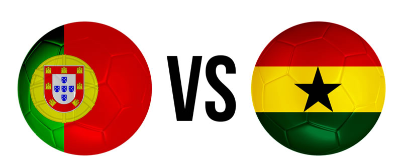 Ve el Partido Portugal vs Ghana en vivo este 26 de Junio - portugal-vs-ghana-en-vivo-mundial-2014-26-junio