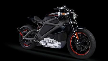 Conoce la primera Harley-Davidson con motor eléctrico