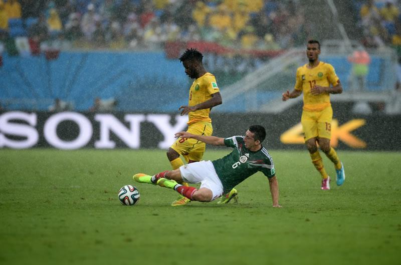 Repeticiones de partidos de México en el Mundial 2014 (Fase de grupos) - repeticion-del-partido-mexico-vs-camerun-mundial-2014